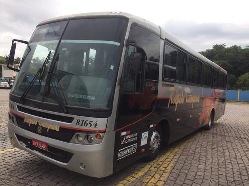 ônibus rodoviário motor dianteiro of1722 48lug. s/ar 2008