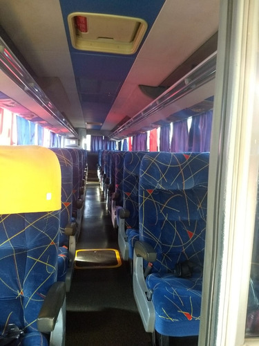 ônibus, rodoviario, motor traseiro o500 ar cond, banh  9400