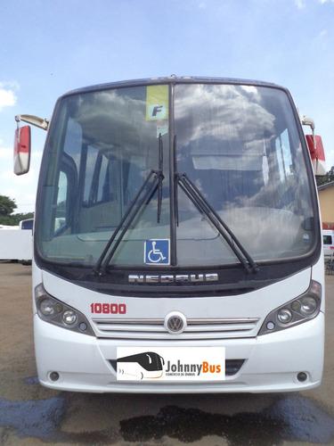 ônibus rodoviário neobus spectrum 330 - ano 2010 - johnnybus
