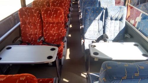 ônibus rodoviário o500 rs , c/ ar condic , wc, wi fi, telev.