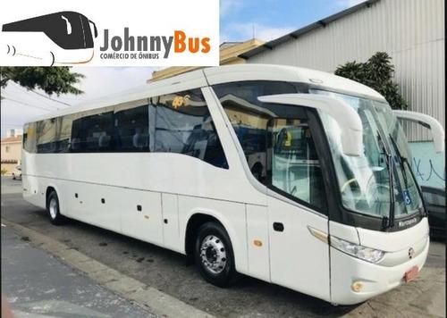 ônibus rodoviário paradiso 1050 g7 - ano 2009 - johnnybus