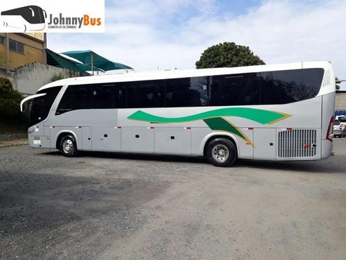 ônibus rodoviário paradiso 1050 g7 - ano 2009/09 - johnnybus