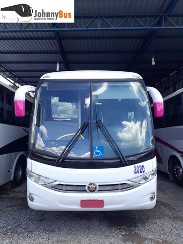 ônibus rodoviário paradiso 1050 g7 - ano 2010/10 - johnnybus