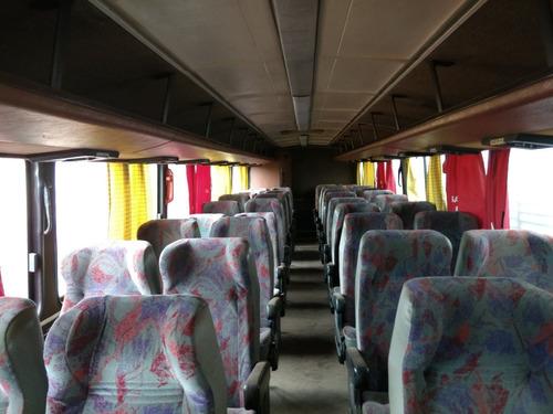 ônibus rodoviário paradiso 50 lugares