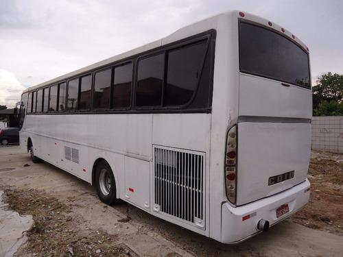 ônibus rodoviario scania k94 caio giro completo 2002/2003