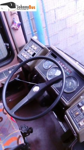 ônibus rodoviário trucado viaggio alto - ano 1985- johnnybus