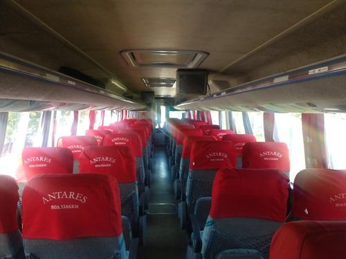 ônibus rodoviário turismo  mercedes 0500 - busscar hi