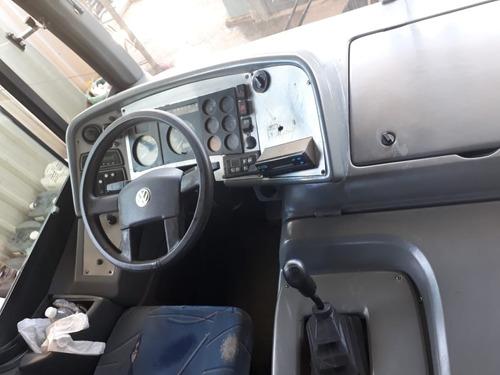 ônibus rodoviário vw motor dianteiro marcopolo ideale