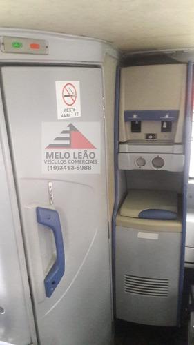 ônibus scania busscar vi buss r - 04/04 - semi-automático