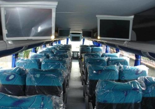 ônibus scania marcopolo dd