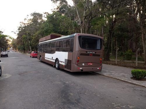 ônibus scania motorhome escritório móvel espaço vip