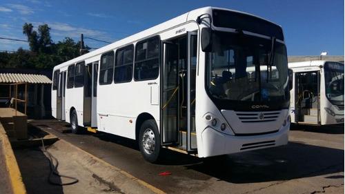 ônibus svelto  3 portas volks  garantia 6 meses