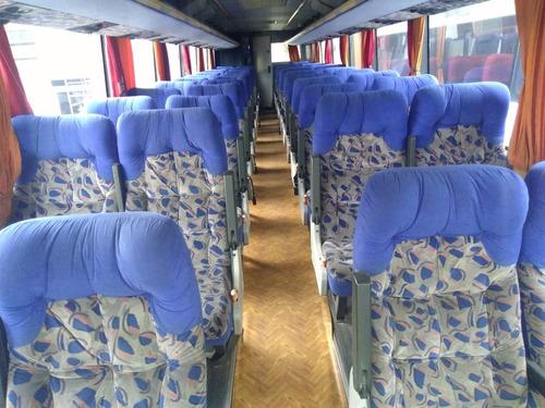 ônibus trucado 99 paradiso hd 1200 rsd r$95.000