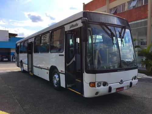 ônibus urbano 2007 / 2008 m. benz o-500 m marcopolo vialle