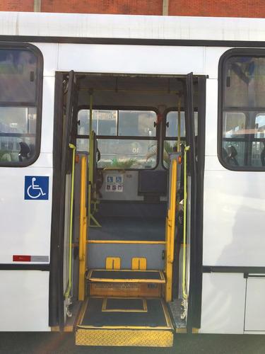 ônibus urbano 2007 e 2008 m. benz o-500 m marcopolo vialle