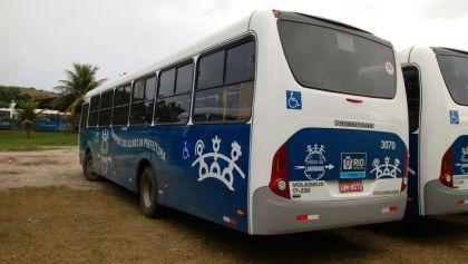 ônibus urbano 2015, vw 17230, 35milkm,10 un disp, r$ 230 mil