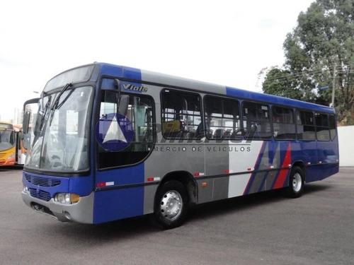 ônibus urbano ano 07/07 curto marcopolo m. benz 1722 42 lug.