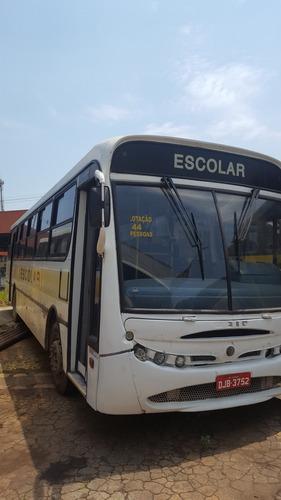 ônibus urbano apache vw e mercedes neobus mega irizar interc