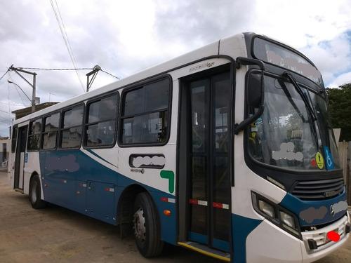 ônibus urbano caio com ar 2015 mb 1721 r$240.000,