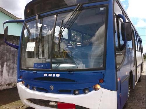 ônibus urbano caio millenium o-500 ano 2003 - r$ 33.900,00