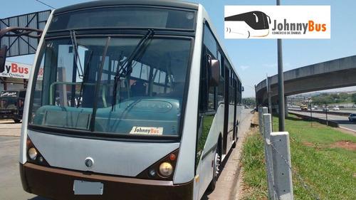 ônibus urbano caio millennium u ano 2004 johnnybus