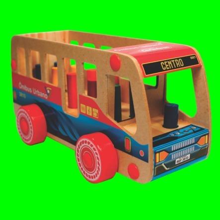 ônibus urbano - carimbras ref 3810