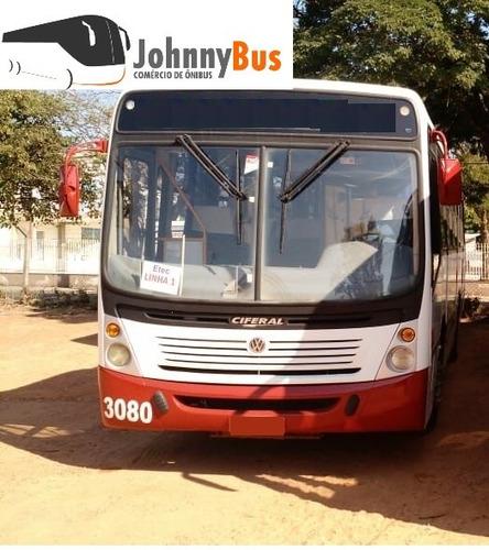 ônibus urbano ciferal - ano 2003 - johnnybus
