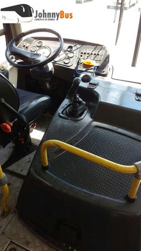 ônibus urbano comil svelto u - ano 2005/05 - johnybus