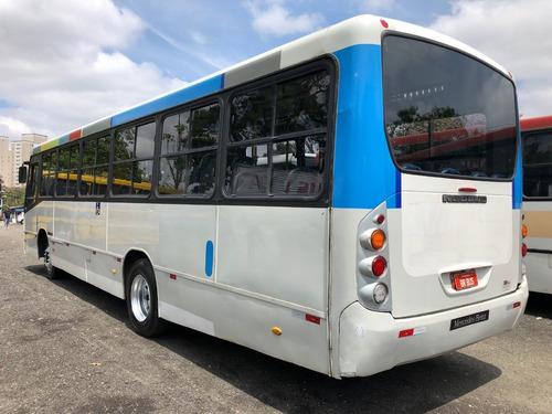 ônibus urbano curto neobus mega mercedes benz of1418 br bus
