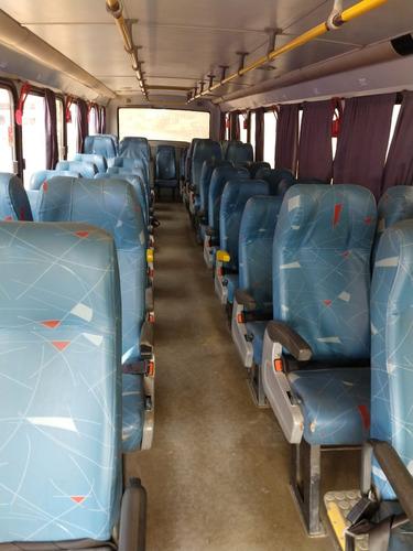 ônibus urbano marcopolo midi ano 2010 mercedes 1418 45 lugar