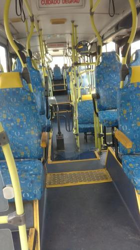 ônibus urbano mercedes bens caio escolar food truck ano 2007