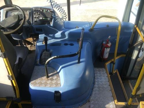 ônibus urbano motor dianteiro 2008