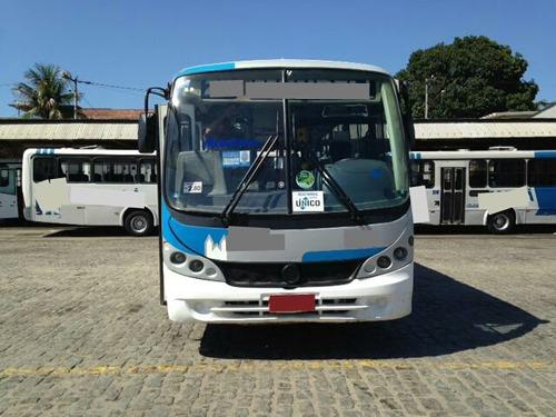 ônibus urbano neobus  ano 2008 mercedes of 1418 32 lugares