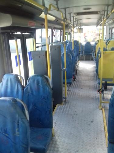 ônibus urbano neobus mega mercedes of 1722 41 lugares
