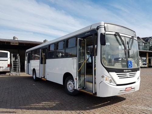 ônibus urbano svelto 3 portas e elevador - garantia 6 meses