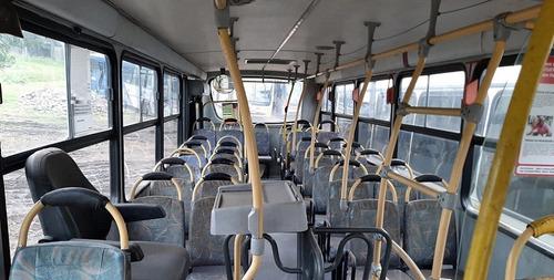 ônibus urbano vw 15-180 busscar (curto 11 metros) ano 06