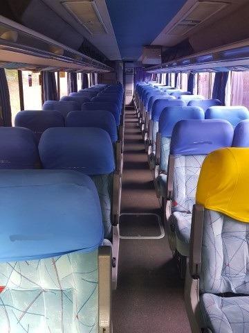 ônibus  viaggio 1050 g6  com ar condicionado  conservado