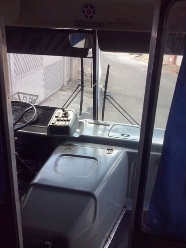ônibus viaggio motor dianteiro mbb 1989