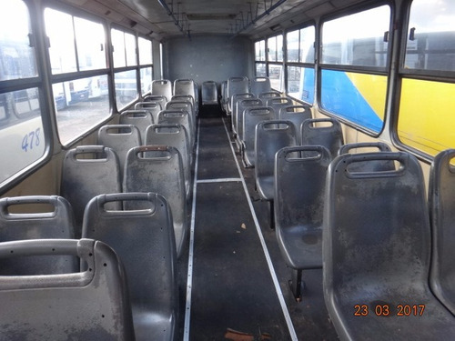 ônibus vw 16210 mwm -2000(bombado) 50 lug