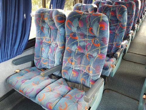 ônibus vw 17-240 neobus spectrum 2002 - cod at 0002