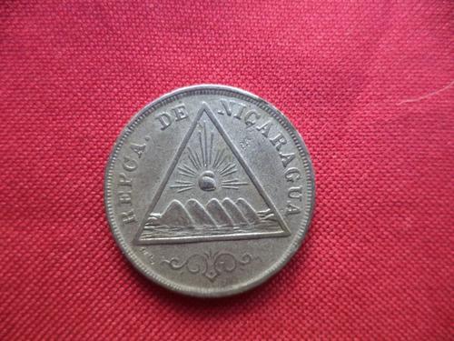 nicaragua 5 centavos 1899
