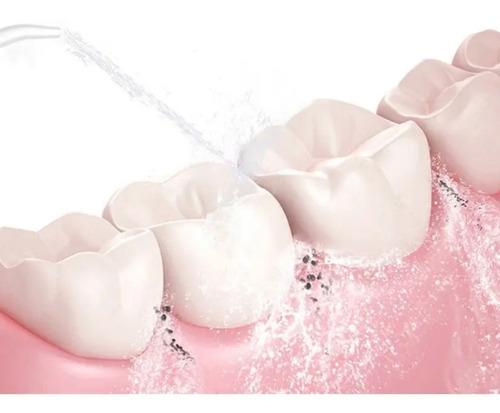nicefeel portatil irrigador bucal blanqueamiento dental