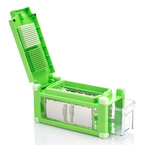 nicer dicer magic cube genius con 12 accesorios envío gratis