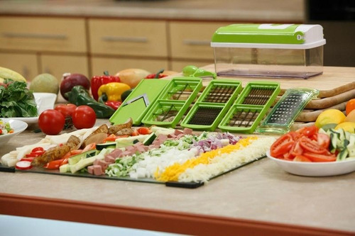 nicer dicer processador cortador de alimentos legumes sopas