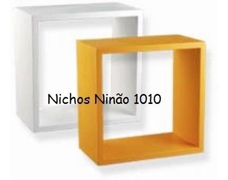 nicho branco 30x30x10 mdf 15 mm, r$ 14,99 a pronta entrega.