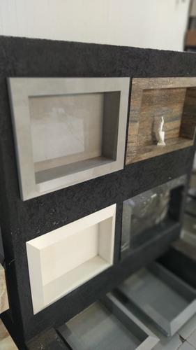 nicho de porcelanato 0.60x0.30