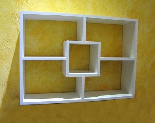 nicho duplo cod. nº35 - prateleiras - estantes - armários