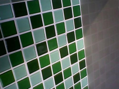 Nicho Para Banheiro Em Porcelanato Com Pastilhas  Arthome  R$ 250,00 em Mer -> Nicho Banheiro Campinas