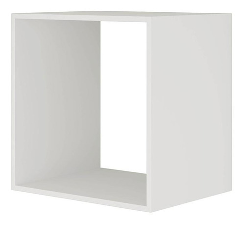 nicho quadrado branco - tigus baby x