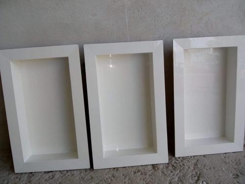 nichos de banheiro